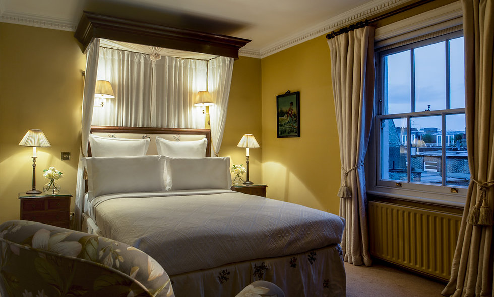 Sunday Night London Escape for Two at The Cranley Hotel