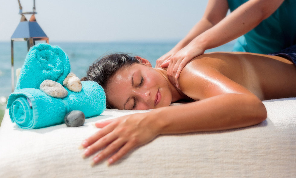 One Night Spa Break with Dinner and Treatment for Two