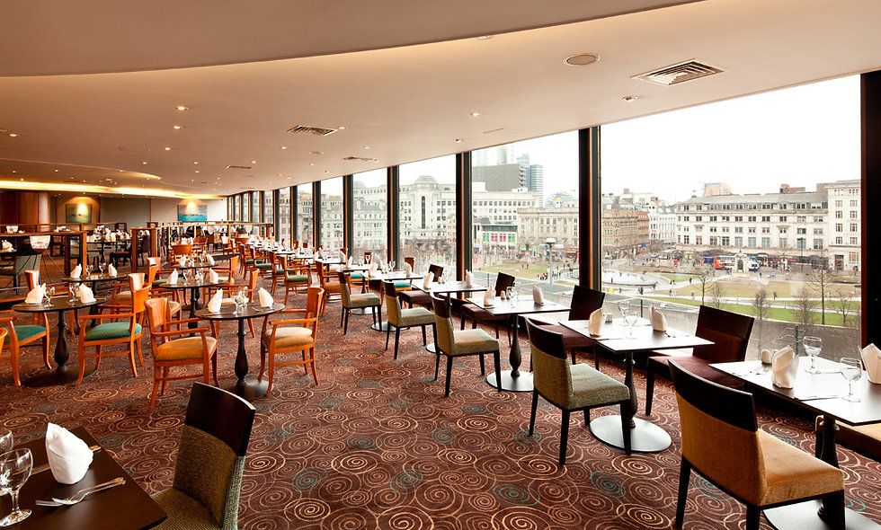 One Night Break with Dinner for Two at the Mercure Manchester Piccadilly