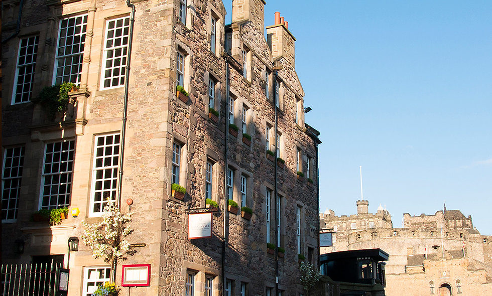 Two Night Edinburgh City Break with Dinner and History of Whisky Tour