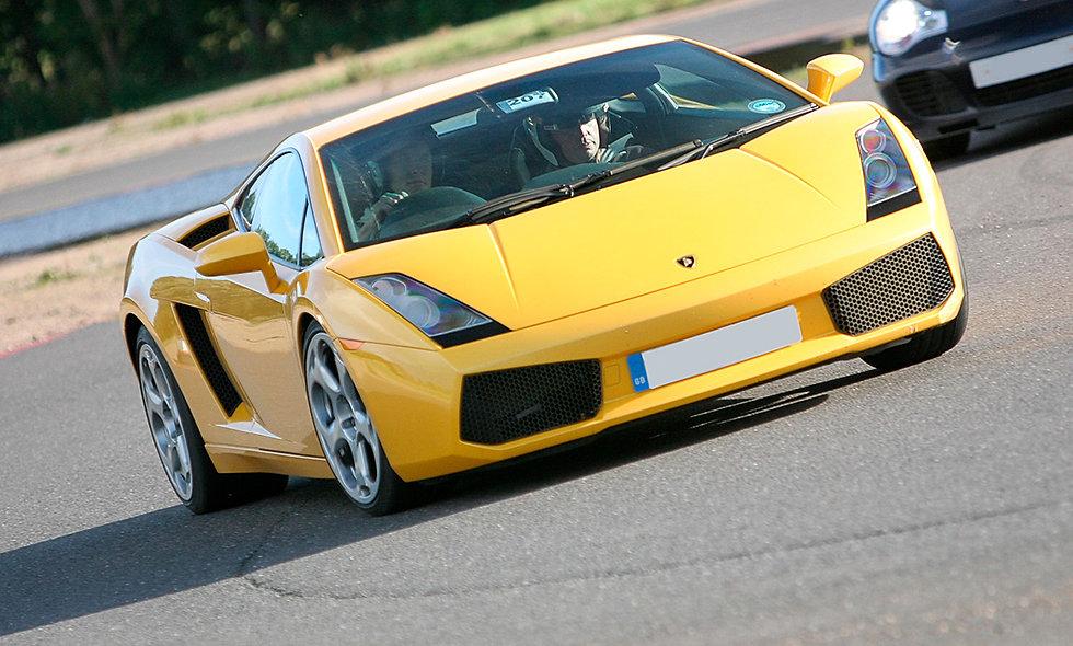 Lamborghini Blast