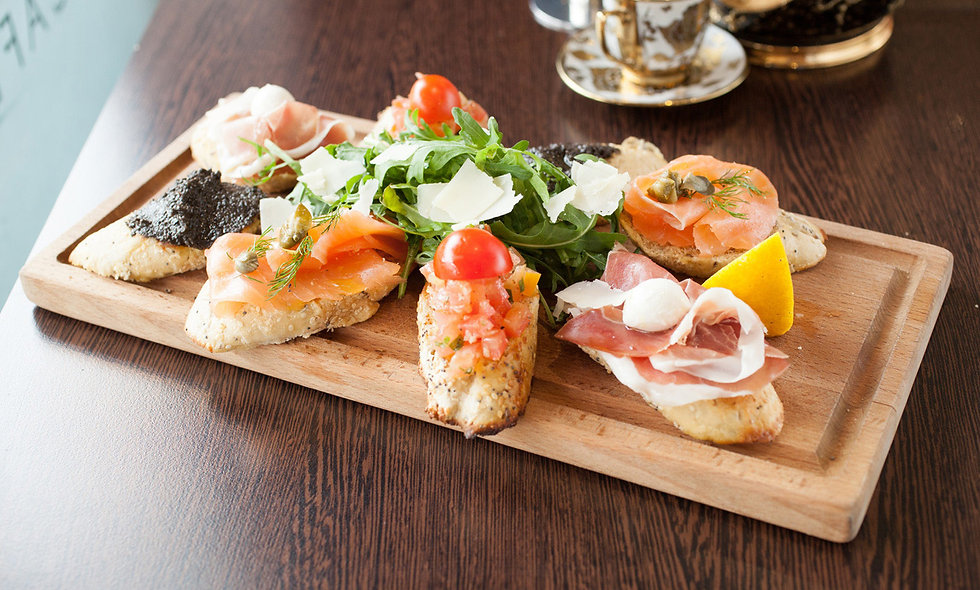 Three Course Meal for Two at Caffe Concerto, London