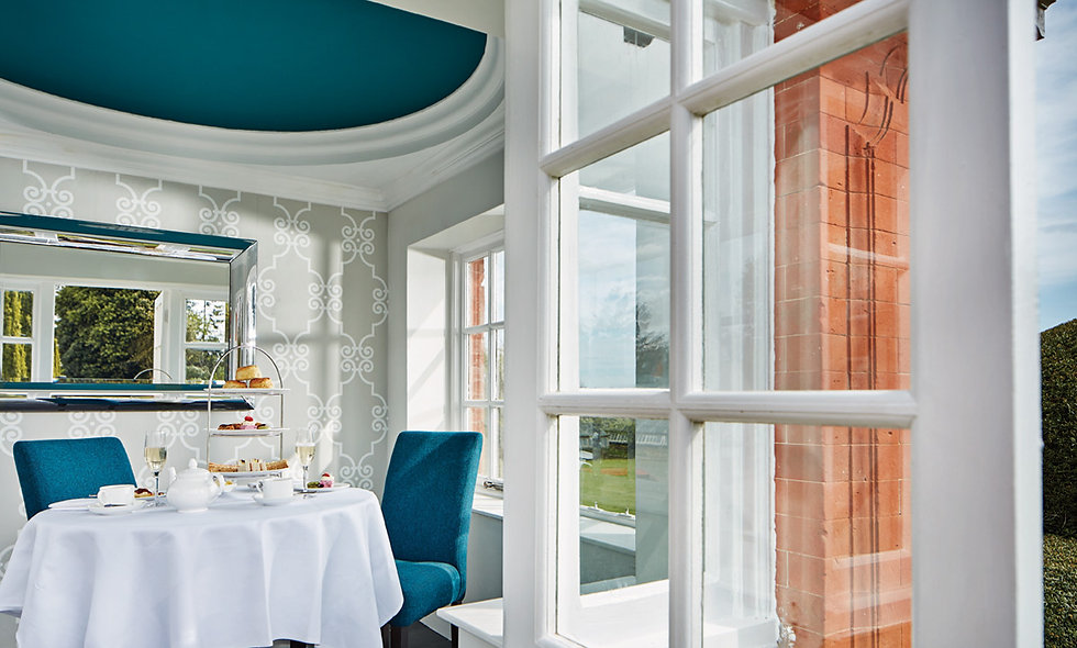Afternoon Tea for Two at the 4* Luxury Barnett Hil