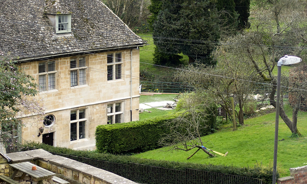 Two Night Cotswolds Break with Dinner for Two at The White Hart