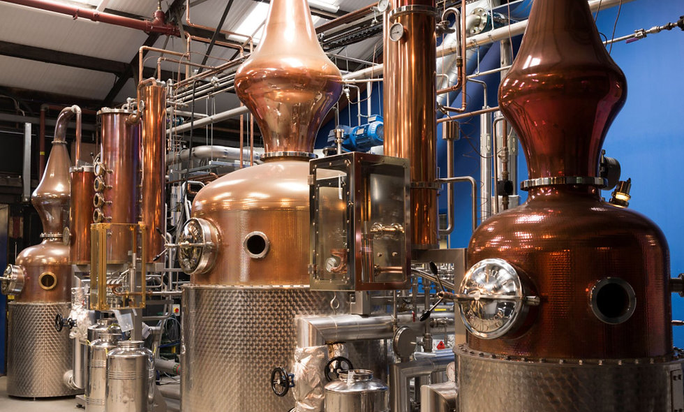 Sipsmith Gin Distillery Tour and Tasting with Three Course Meal