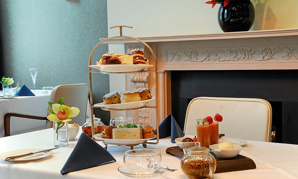 Champagne Afternoon Tea for Two at the 5* Montcalm Hotel, London