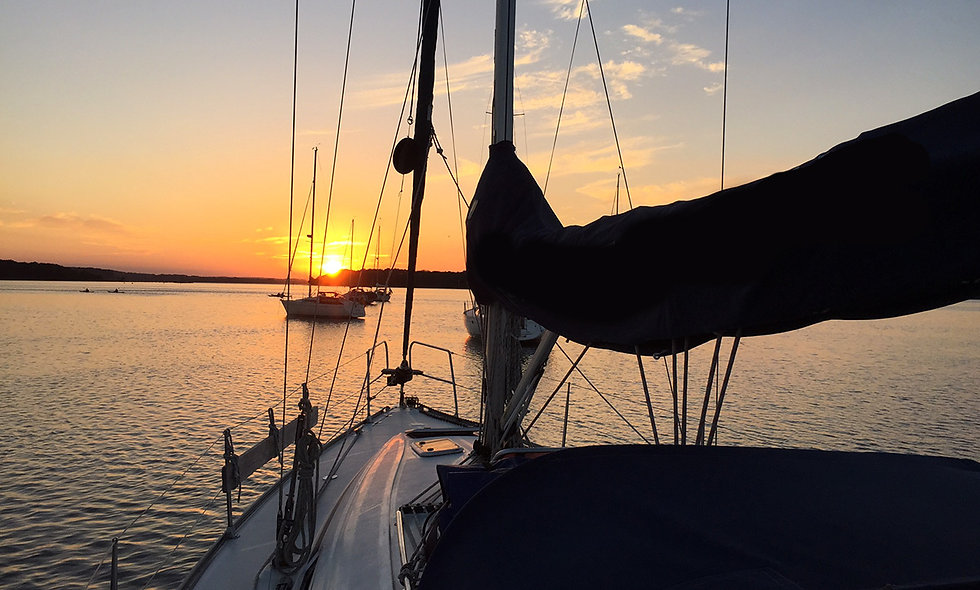Two Night Yacht Sailing Weekend for Two