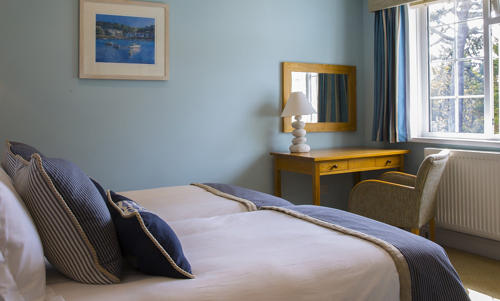 One Night Cornish Coast Escape for Two at the St Michaels Resort