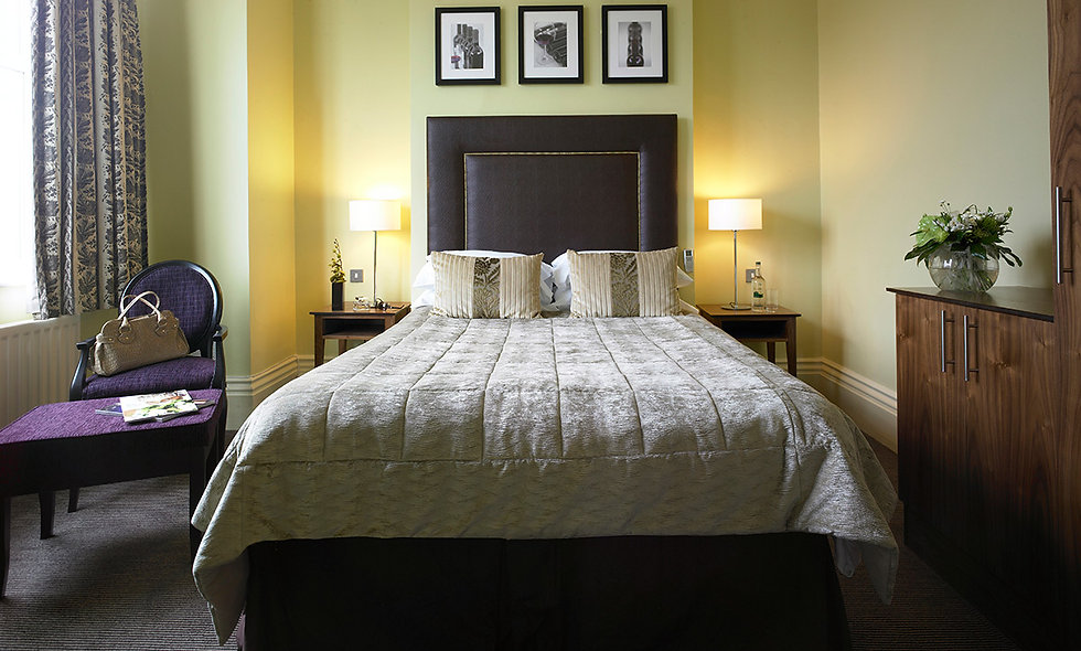 Two Night Break for Two at a Hallmark Hotel