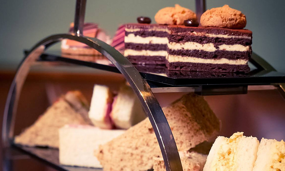 Afternoon Tea for Two at the Luxury 5* Lowry Hotel
