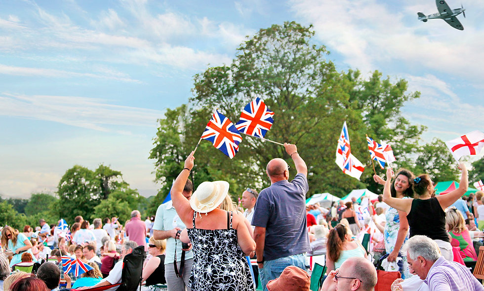 Battle Proms - Classical Summer Concert for Two with Prosecco