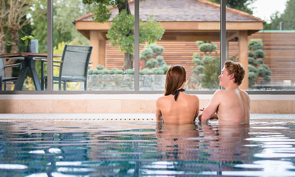 Thermal Spa Experience and Lunch for Two at the Luxury Galgorm Resort