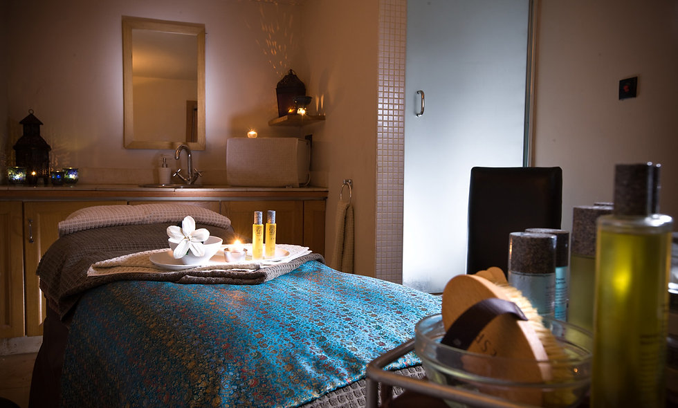 Pure Pamper with Two Treatments and Prosecco Lunch