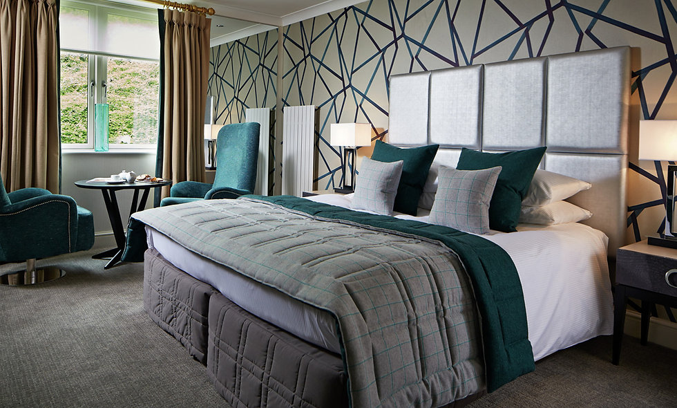 One Night Spa Escape for Two at Rowhill Grange