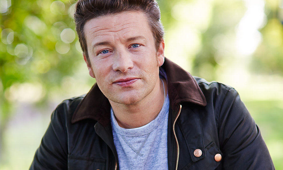Jamie Oliver, Three Course Dining Experience with Prosecco for Two