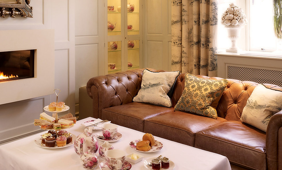 Afternoon Tea for Two at The Arden Hotel in Histor
