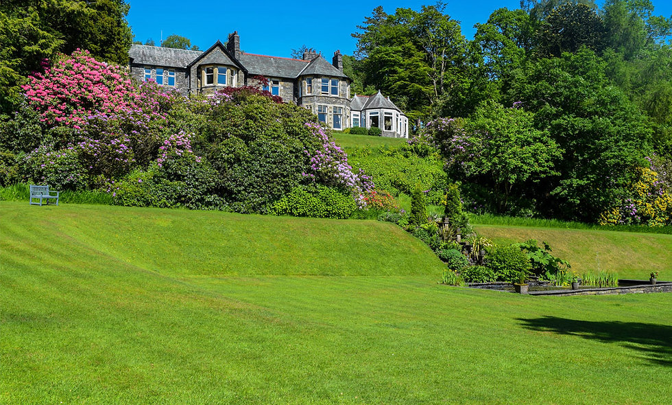One Night Lake District Break for Two at Merewood Country House