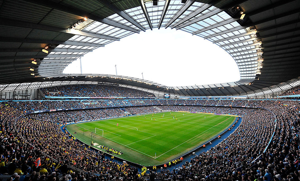 Manchester City Football Stadium Legends Tour and Club Tour