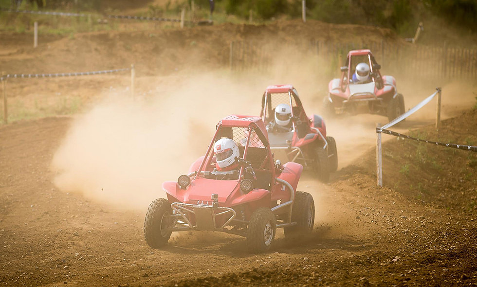 Honda Pilot and Quad Bike Experience