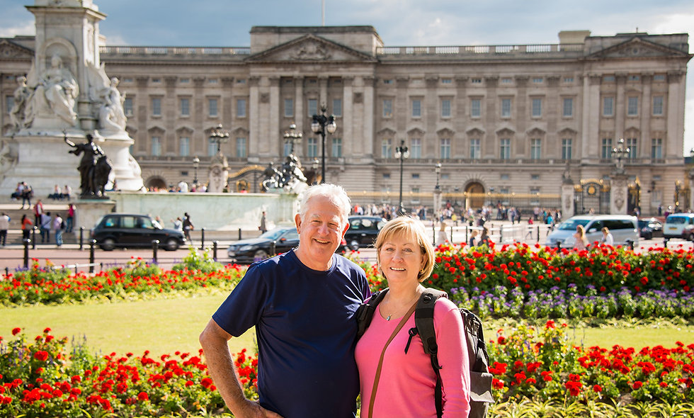 Luxury London Coach Tour with Changing of the Guard