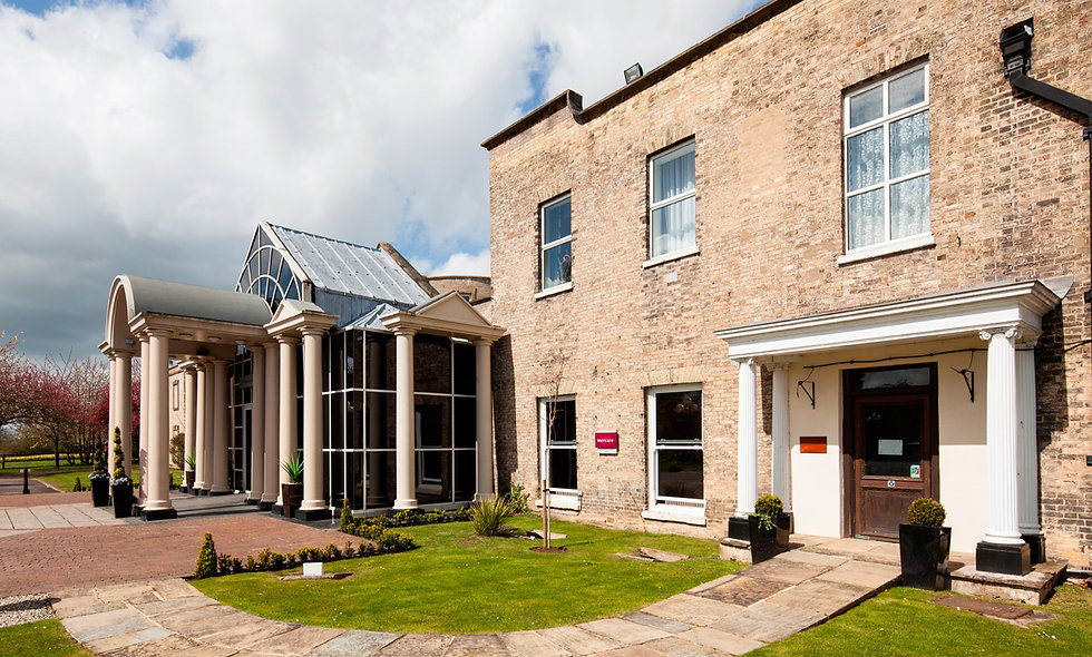 One Night Break for Two at the Mercure York Fairfield Manor
