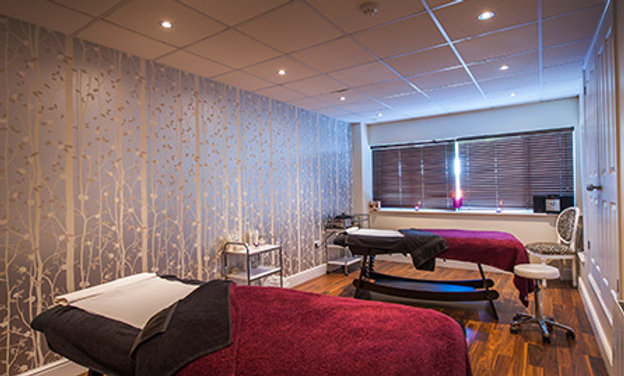 Schmoo Spa at Hilton Hotels Pamper Day with Tea