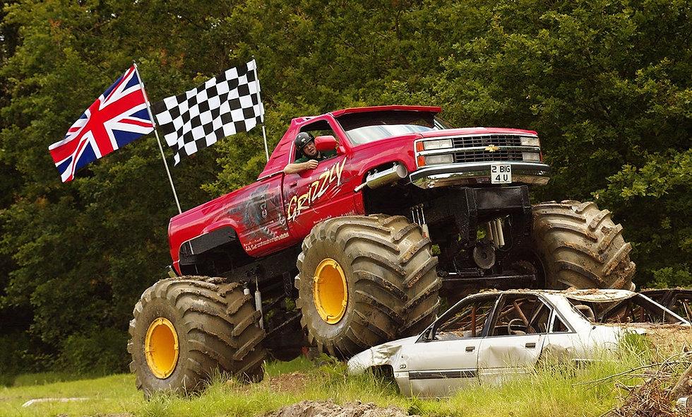 Big Toys Monster Trucks