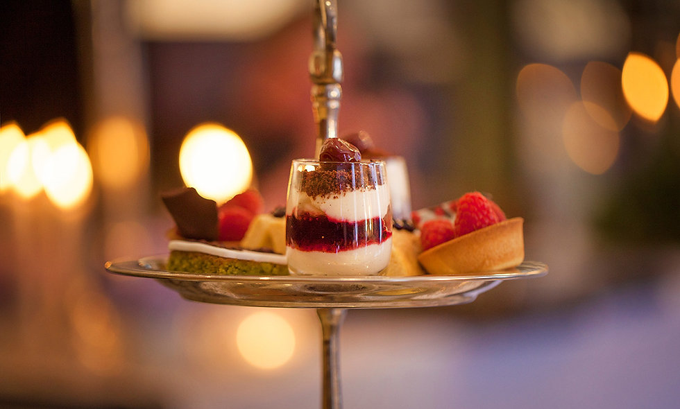 Prosecco Afternoon Tea for Two at The Lace Market