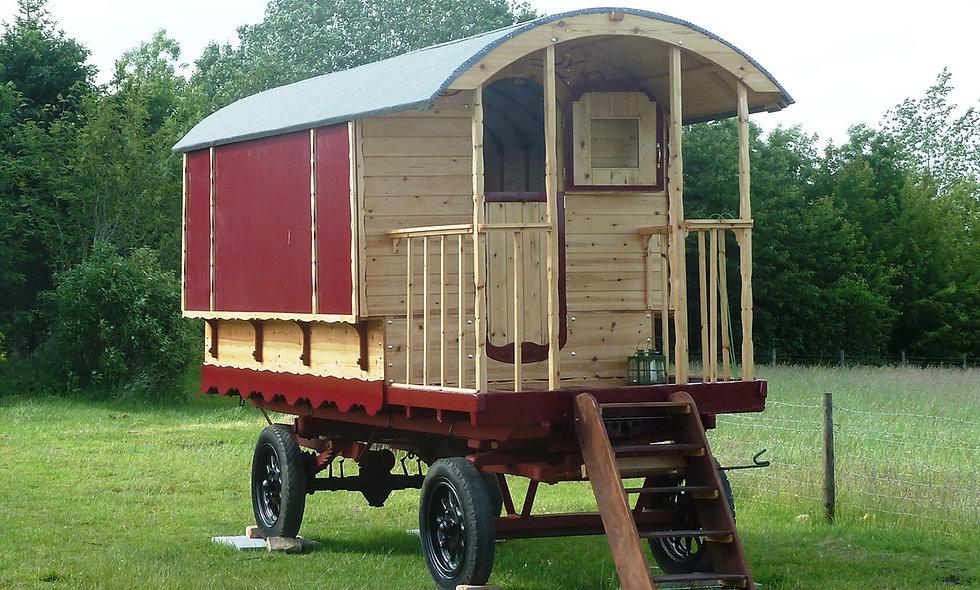 Two Night Gypsy Caravan Break for Two