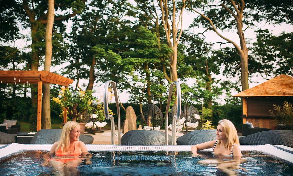 Weekend Aqua Thermal Journey, Treatment and Lunch