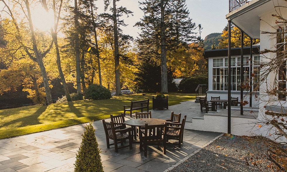 Two Night Scottish Break with Dinner for Two at Dukeld Hotel