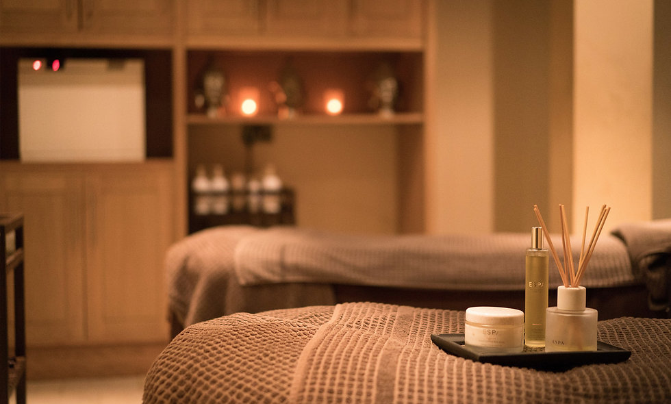 Refresh and Unwind with Two Treatments and Prosecco