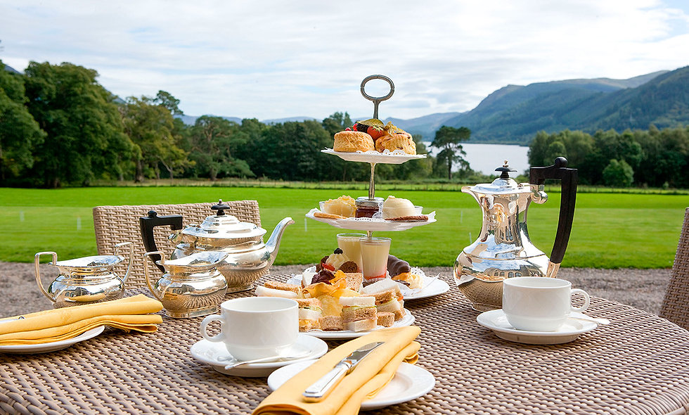 Traditional Afternoon Tea for Two at Armathwaite H