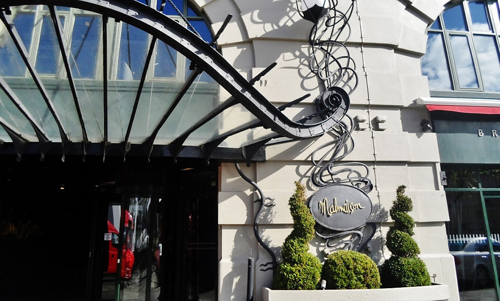 Pamper and Prosecco with Treatment for Two at Malmaison Hotel