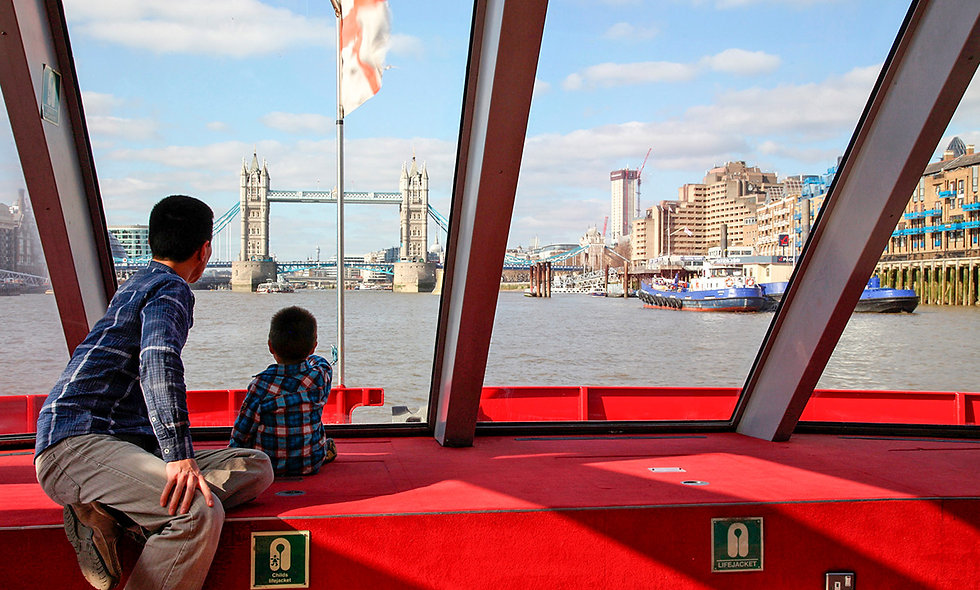 Londons Tower Bridge Experience with Afternoon Te