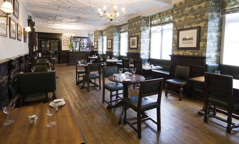 One Night Cotswolds Inn Break with Dinner for Two