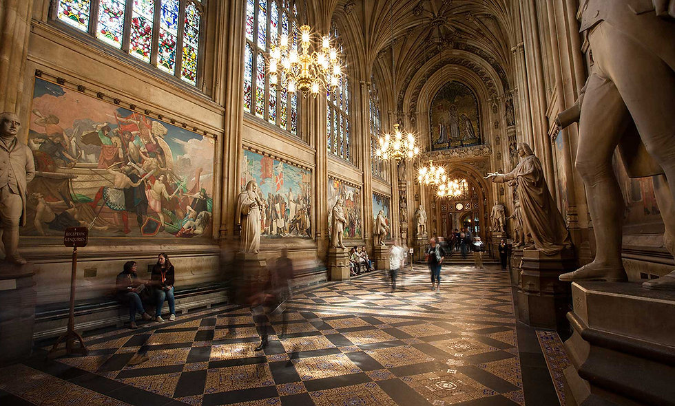 Visit to the Houses of Parliament, Afternoon Tea and River Cruise