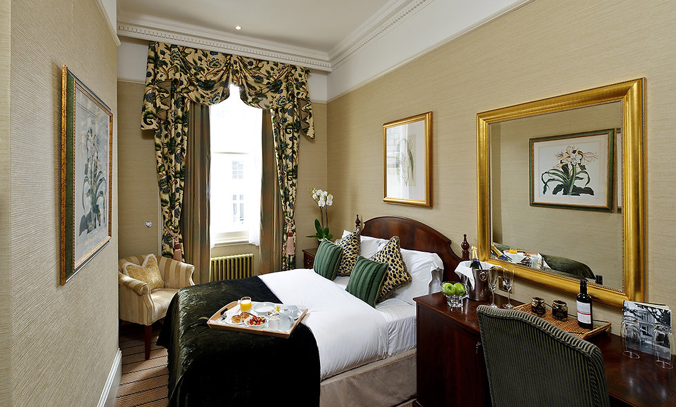 One Night London Escape for Two at The Colonnade Hotel