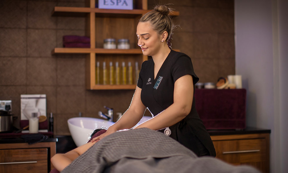 Luxury Spa Day with Two Treatments and Afternoon Tea