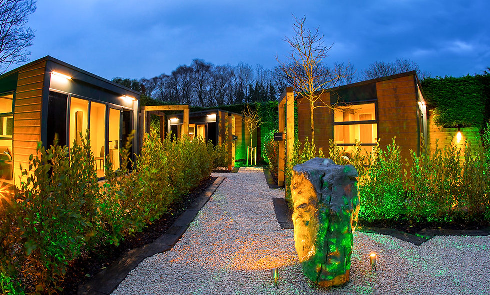 Two Night Gower Coastal Break with Dinner for Two