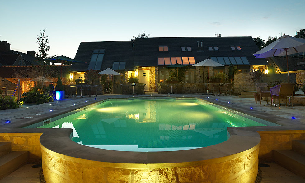 Spa Treat with Treatment, Lunch and Prosecco at the Feversham Arms