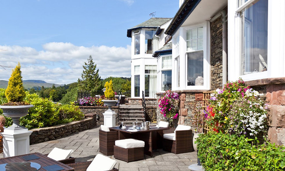 One Night Lake District Escape with Dinner for Two