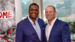 Fundraising with Mike Tindall