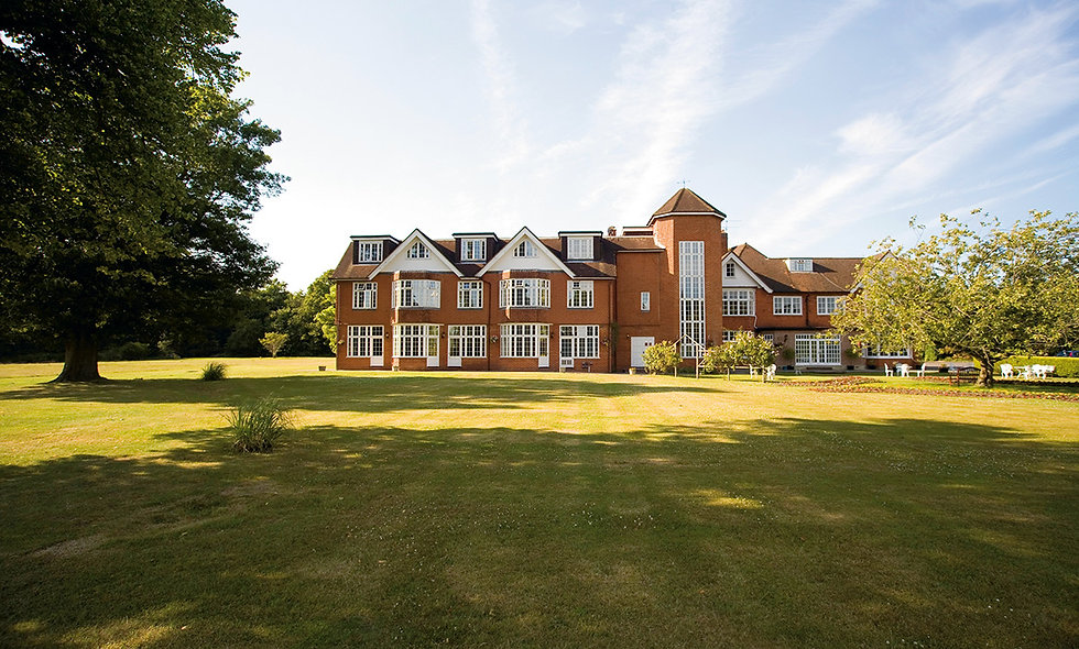 Deluxe Afternoon Tea for Two at Grovefield House H