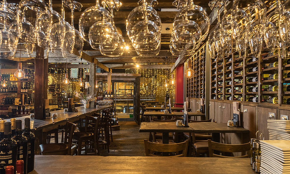 Classic Wine Tasting with Veeno The Italian Wine Cafe for Two