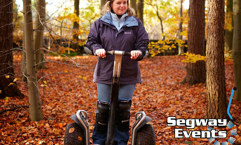 Segway Adventure for One