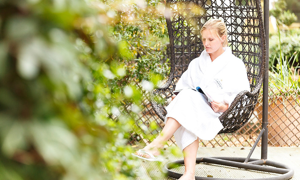 Champneys Essential Spa Day with Lunch for Two at Tring Resort