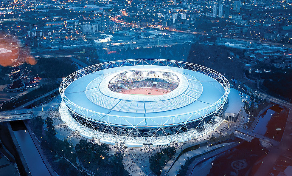 London Stadium Guided Match Day Tour for Two Adult