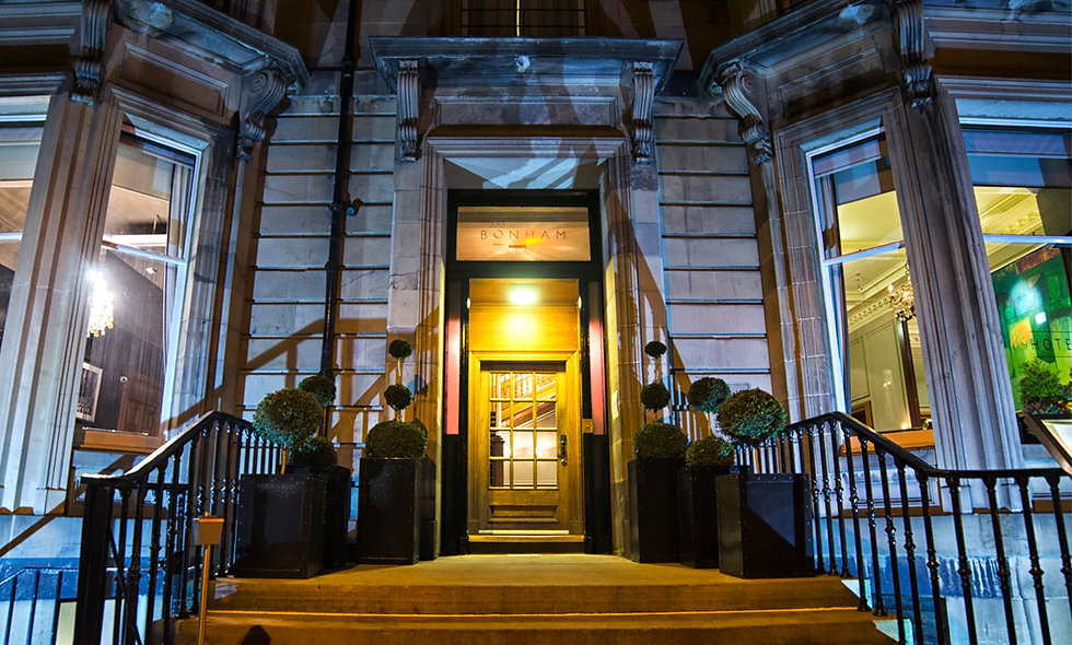 One Night Boutique Break for Two at The Bonham Hotel