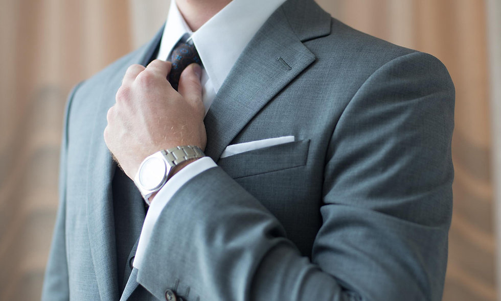 Made-To-Measure Tailoring Experience with Edit Suits Co.